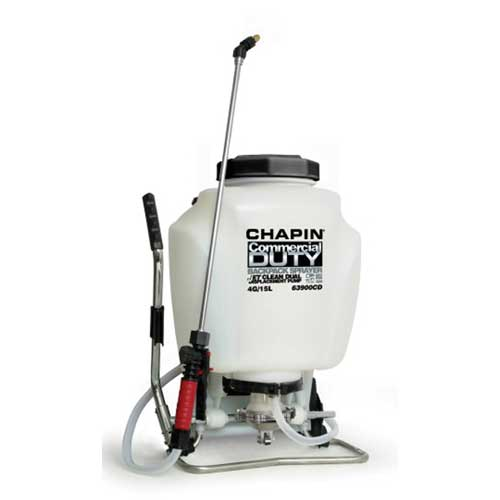 15L JET-CLEAN BACKPACK SPRAYER