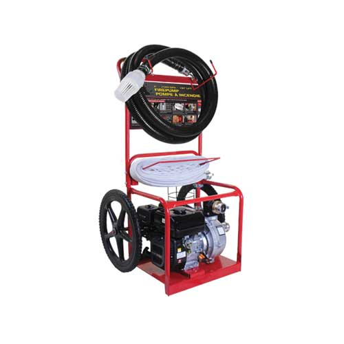 POWEREASE FIRE FIGHTING CART KIT
