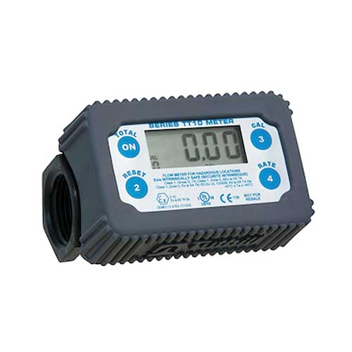 FILL-RITE INLINE DIGITAL TURBINE METER